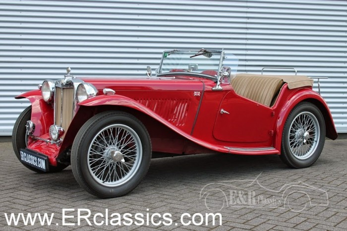 MG TC 1947 for sale