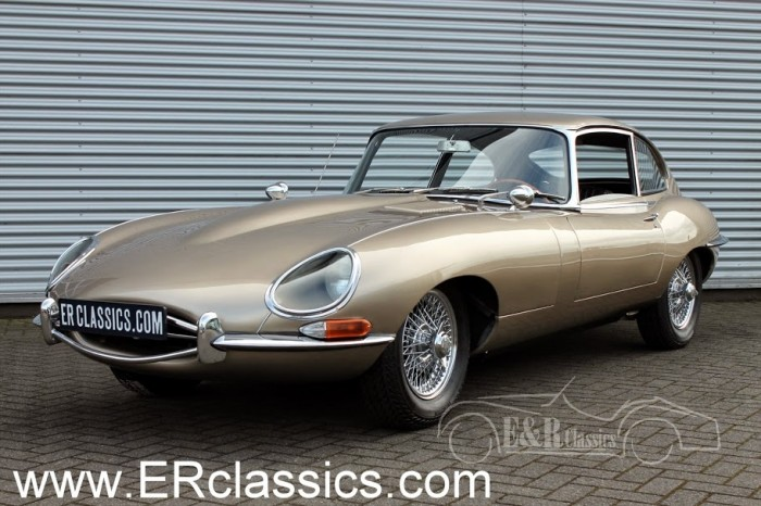 Jaguar E-Type S1 2+2 Coupe 1966 for sale