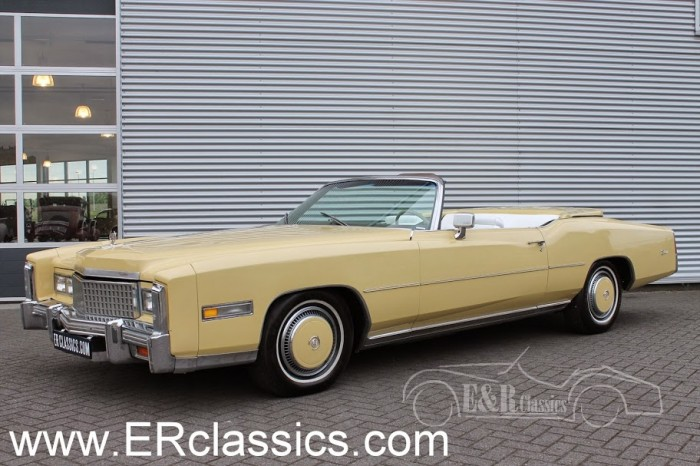 Cadillac 1975 for sale