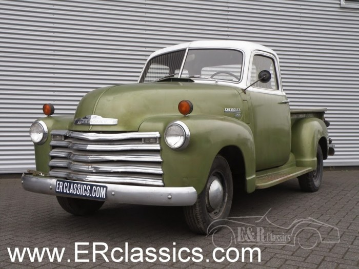 Chevrolet 3100 Pickup 1949 na sprzedaż