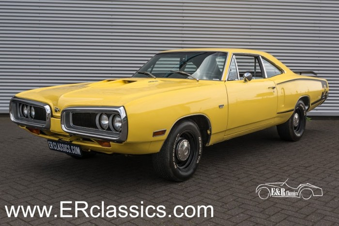 Dodge Coronet Coupe 1970 for sale