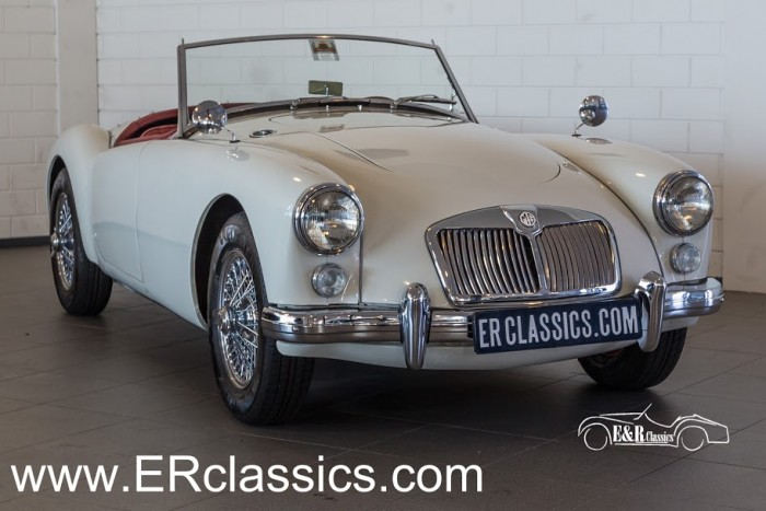 MG MGA 1961 for sale