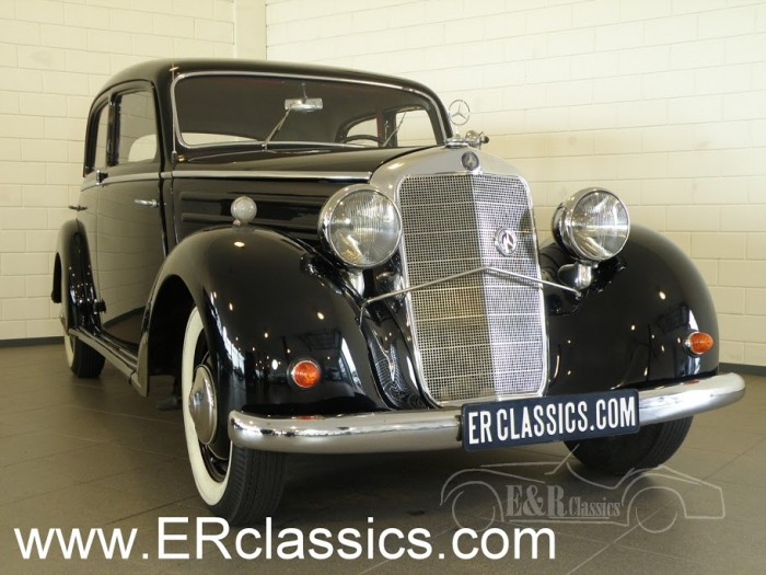 Mercedes Benz 170 1953 for sale