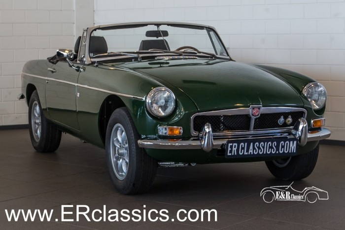 MG MGB 1977 for sale
