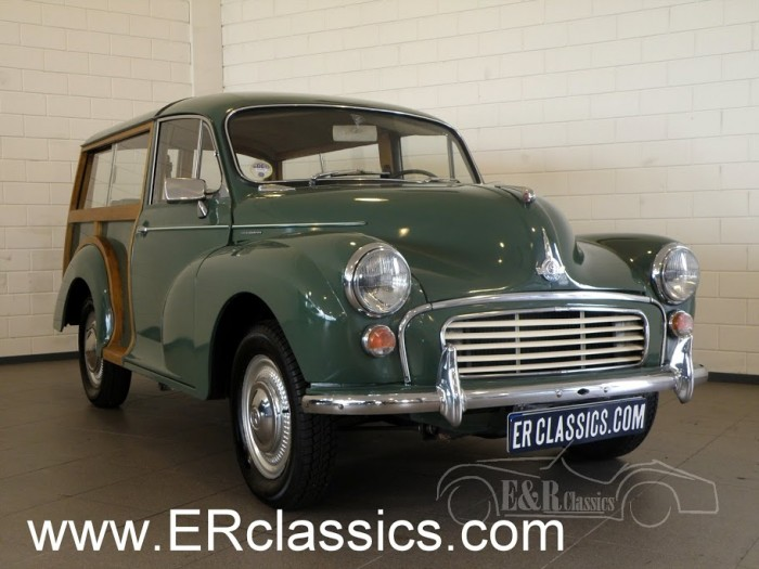Morris 1969 for sale
