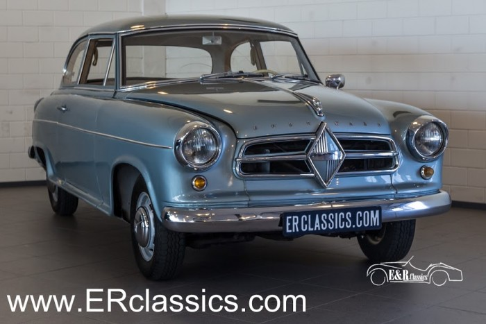 Borgward 1957 for sale