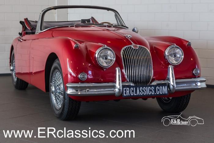 Jaguar XK150 1960 for sale