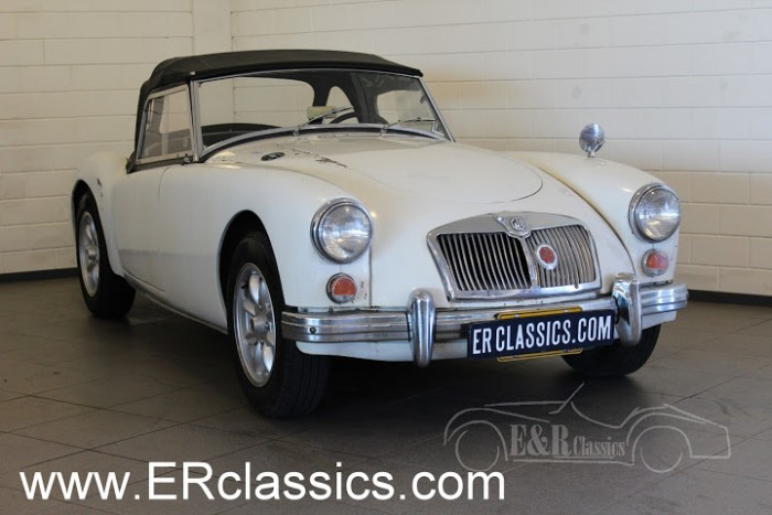 MG 1961 for sale