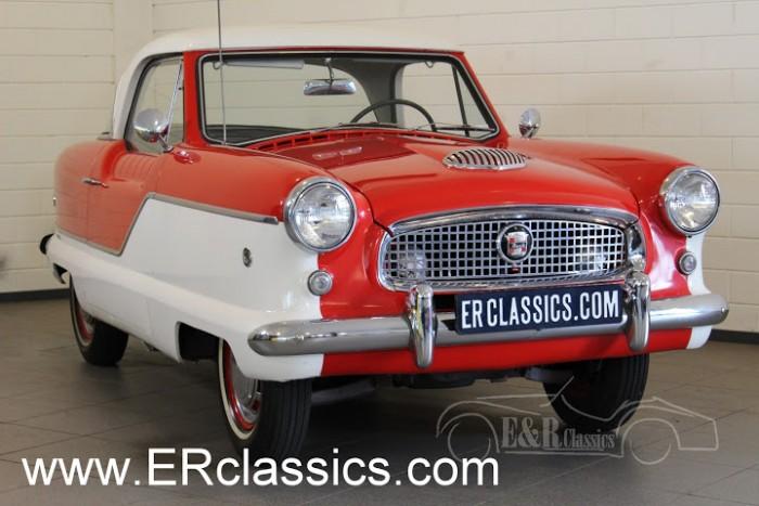 Nash Metropolitan 1961 na sprzedaż