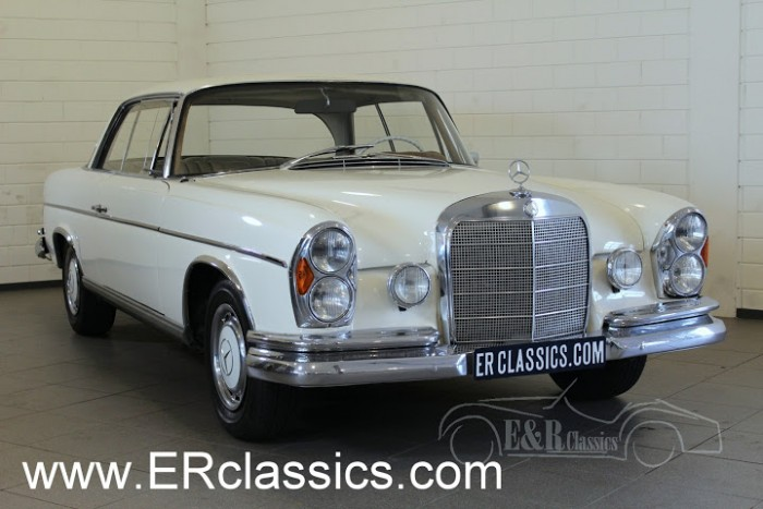 Mercedes Benz 300SE Coupe 1964 for sale