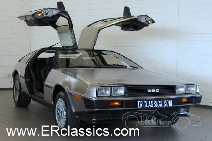 DeLorean DMC-12 Coupe 1981 for sale