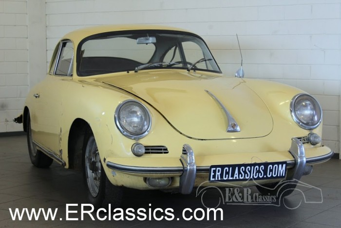 Porsche 356 B Coupe 1963 for sale