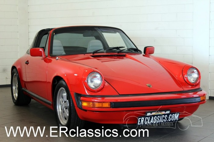 Porsche 911 Targa 1980 for sale