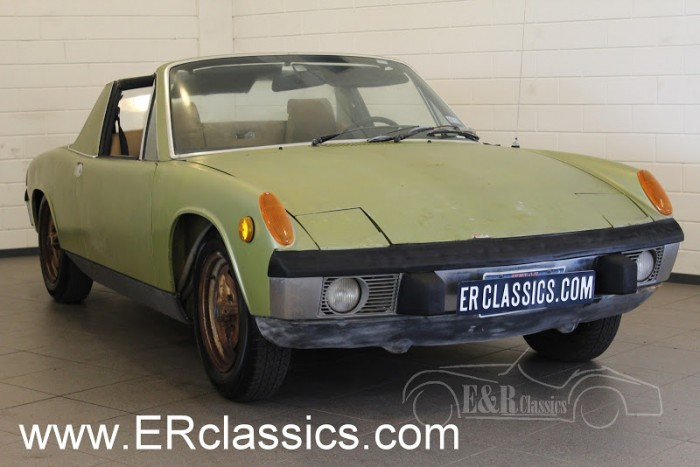 Porsche 914 Targa 1974 for sale