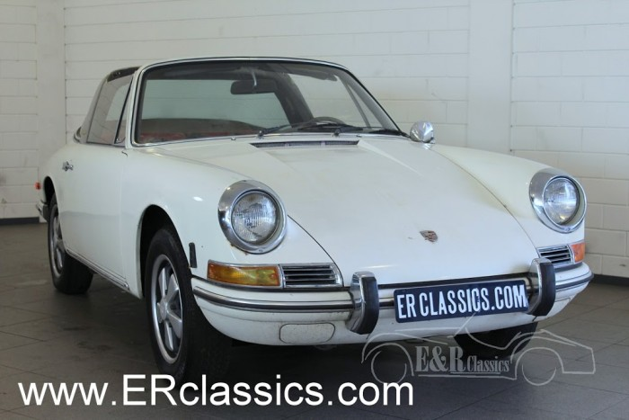 Porsche 912 Targa 1968 for sale