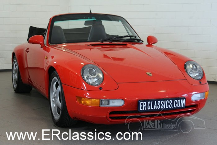 Porsche 993 Carrera Cabriolet 1994 for sale