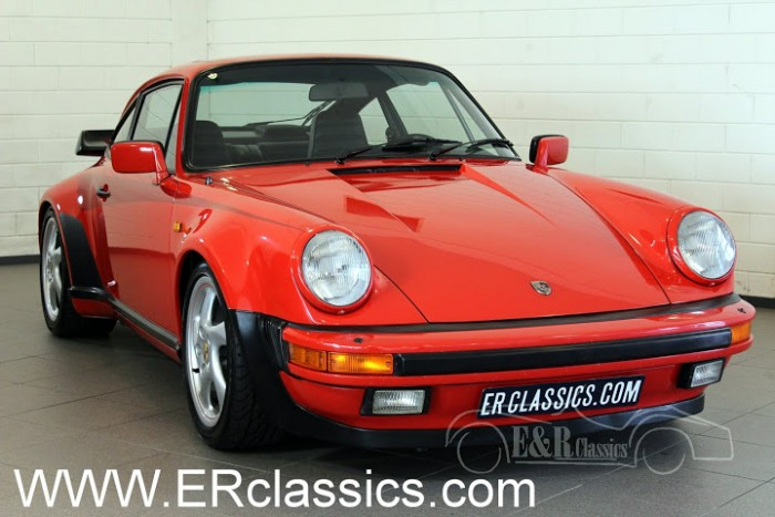 Porsche 930 Turbo Coupe 1984 for sale
