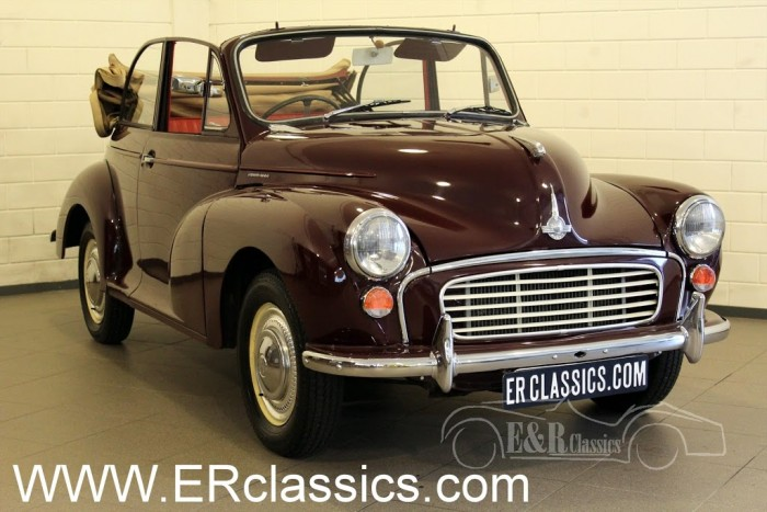Morris Minor 1000 Cabriolet 1969 for sale