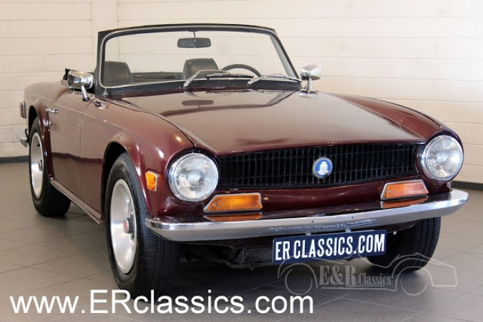 Triumph TR6 1970 for sale