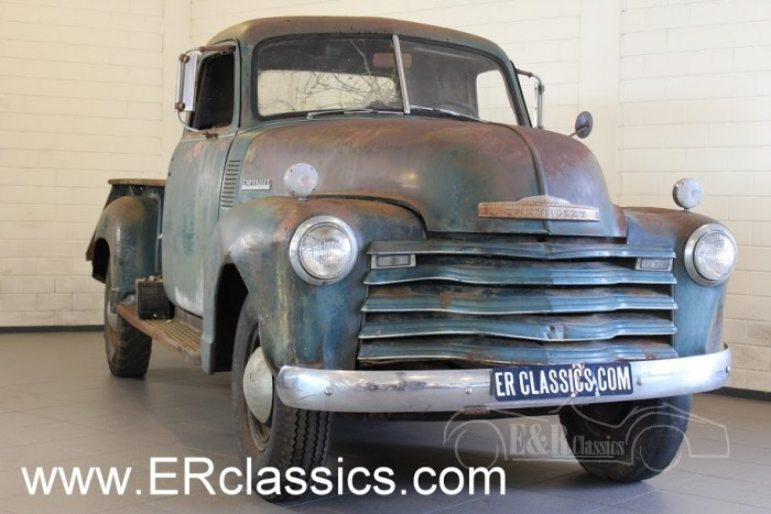 Chevrolet 3800 Pick-Up 1948 for sale