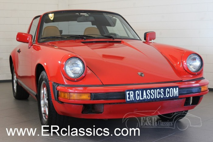 Porsche 911 S Targa 1975 for sale