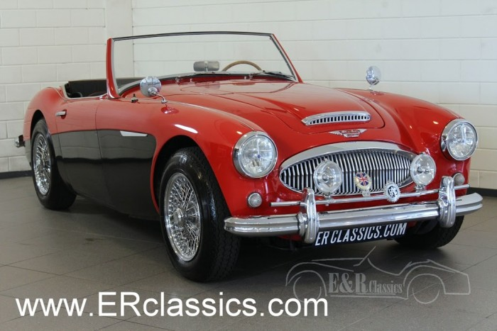 Austin Healey 3000 MKII 1962 for sale