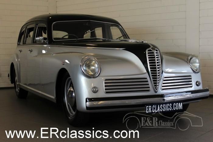 Alfa Romeo 6C Saloon 1949 for sale