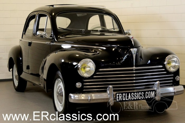 Peugeot 203 C Saloon 1955 for sale