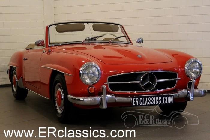 Mercedes Benz 190SL Cabriolet 1962 for sale