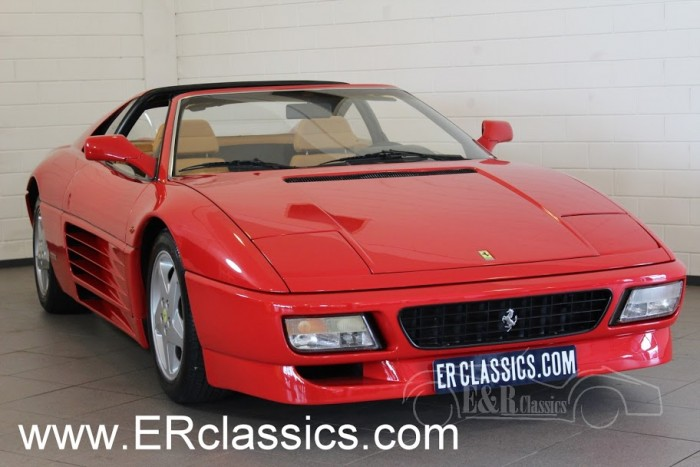 Ferrari 348 GTS Targa 1993 for sale