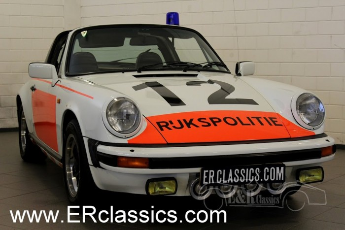 Porsche 911 Targa 1982 for sale