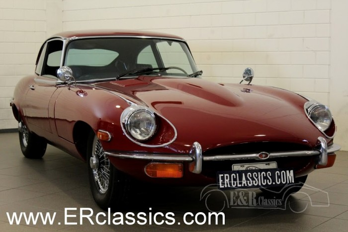 Jaguar E-type Series 2 Coupe 2+2 1969 for sale