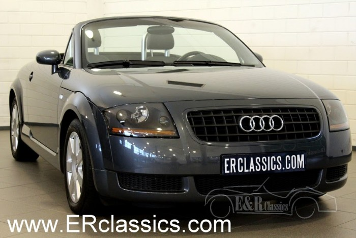 Audi TT Cabriolet 2003 for sale