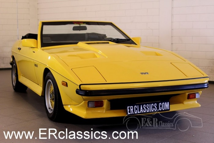 TVR 280 I Cabriolet 1986 for sale
