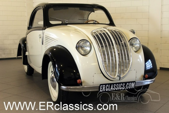 Steyr 50 Saloon 1936 for sale