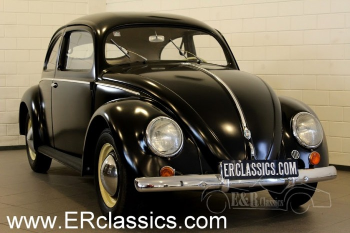 Volkswagen Beetle Coupe 1952 for sale