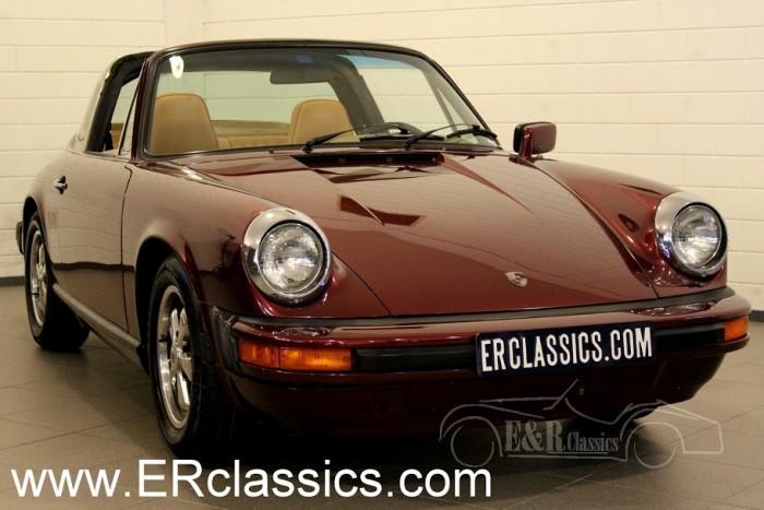 Porsche 911 S Targa 1975 for sale