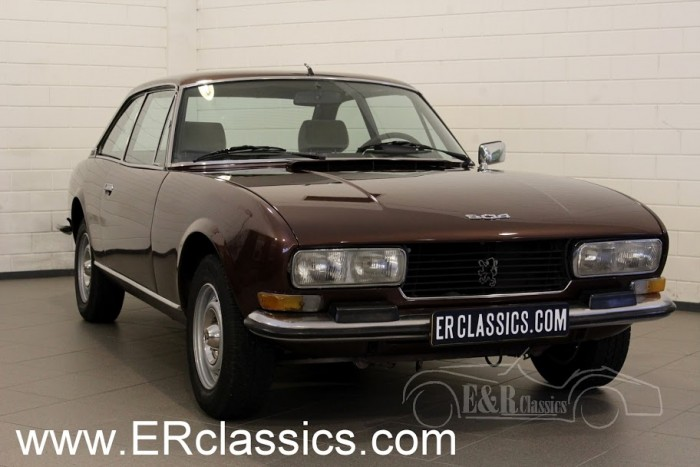 Peugeot 504 Coupe 1979 for sale
