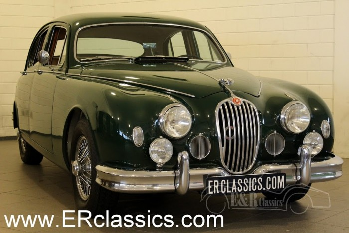 Jaguar MK1 Saloon 1956 for sale