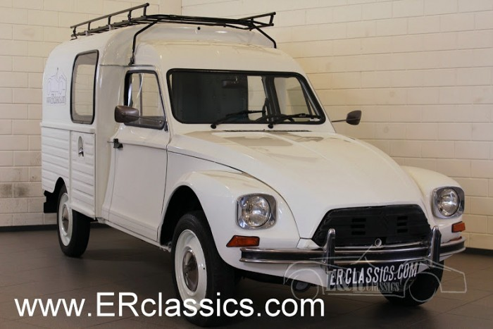 Citroen Acadiane Van 1986 for sale