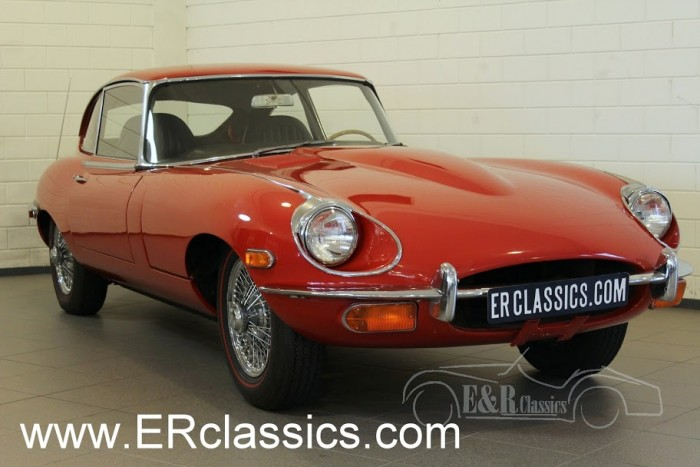 Jaguar E-Type 2+2 Coupe 1968 for sale
