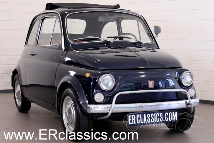 Fiat 500 L Saloon 1972 for sale