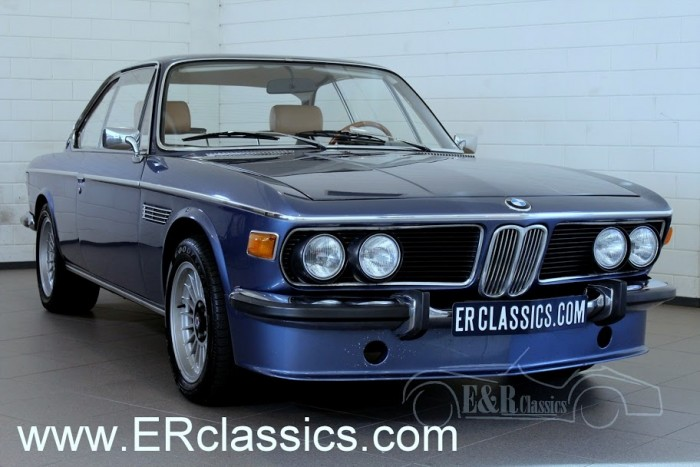 BMW 2800 CS Coupe 1970 for sale