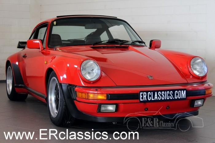Porsche 930 Turbo Coupe 1984 na sprzedaż