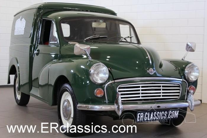 Morris Minor Van 1968 for sale