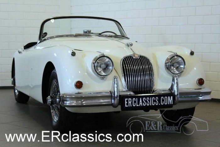 Jaguar XK150S Roadster 1958 for sale