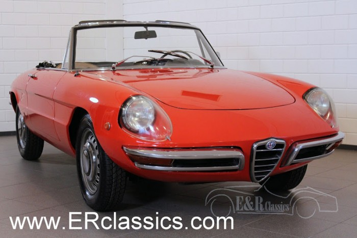 Alfa Romeo Duetto Spider 1969 for sale