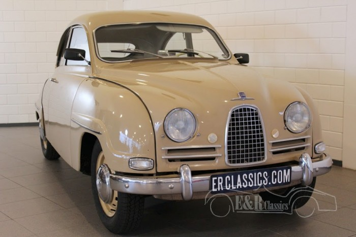 Saab 93F Coupe 1960 for sale