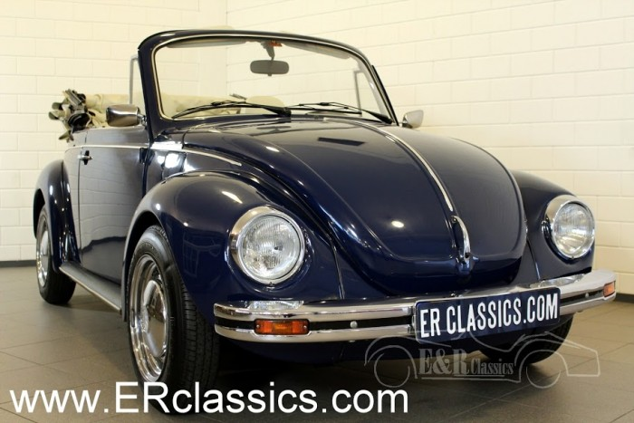 Volkswagen Beetle Cabriolet 1979 for sale