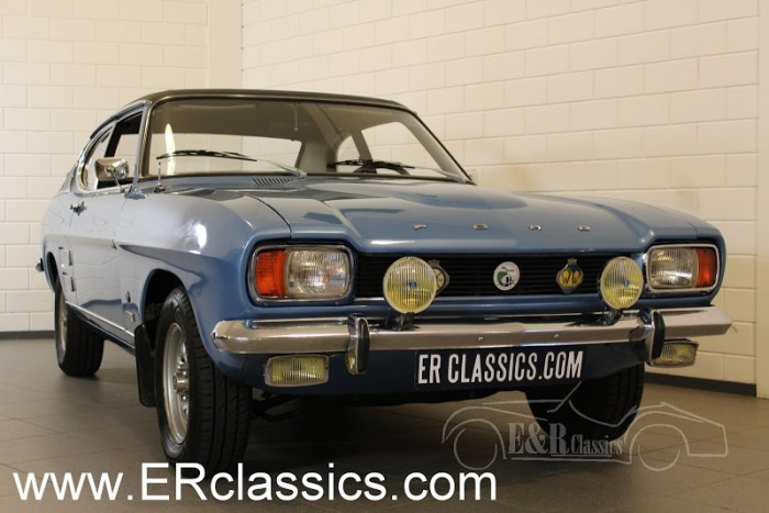 Ford Capri Coupe 1972 for sale